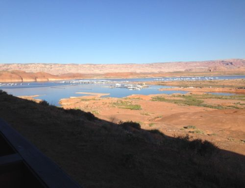 Lake Powell Memorial Day 2016