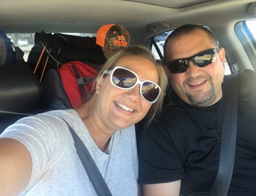 2017 Flaming Gorge Adults Only Trip